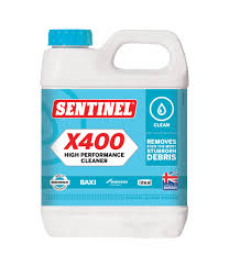 X400 HIGH PERFORMANCE CLEANER